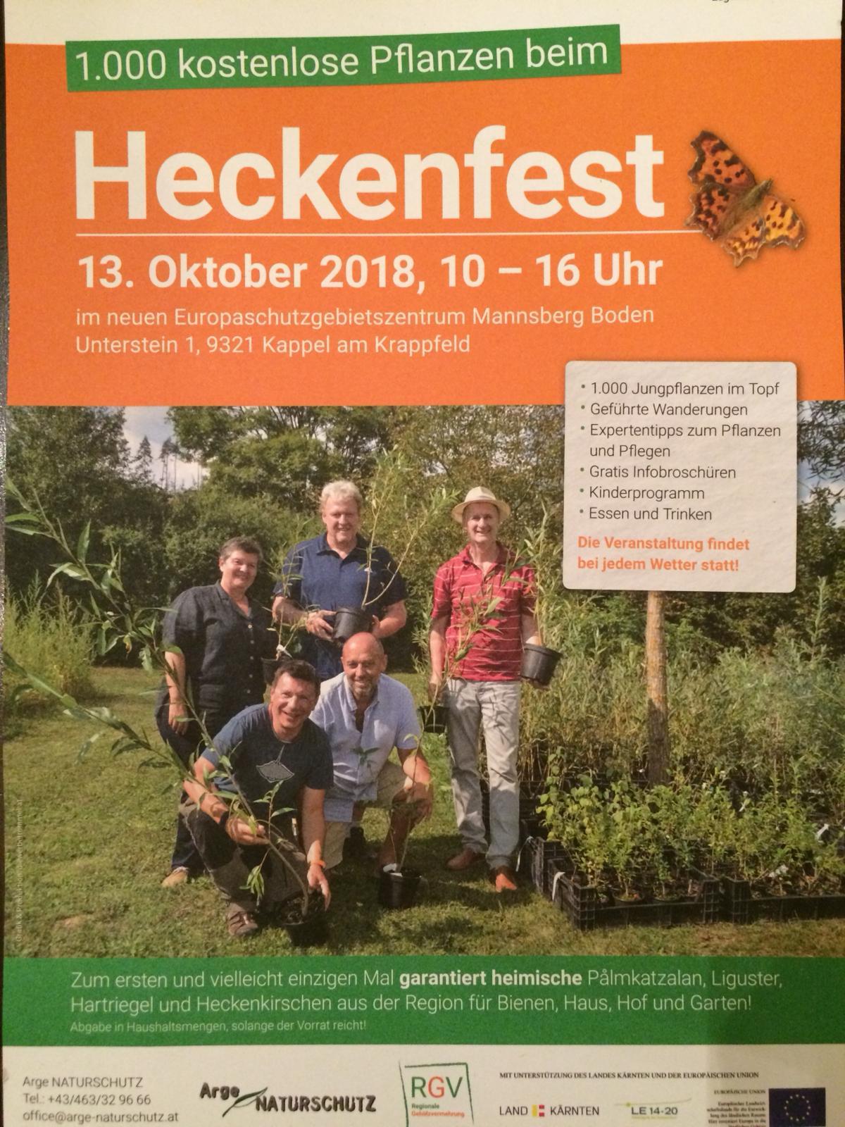 Heckenfest